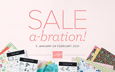 Stampin'Up! SALE-A-Bration Catalog